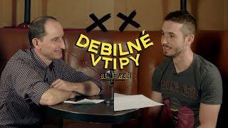 Debilné vtipy #12 - Jakub Gulík vs. Docent