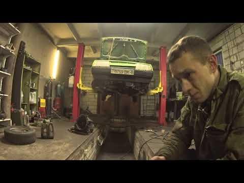 Снятие и установка КПП, Как быстро поменять КПП ВАЗ 2109