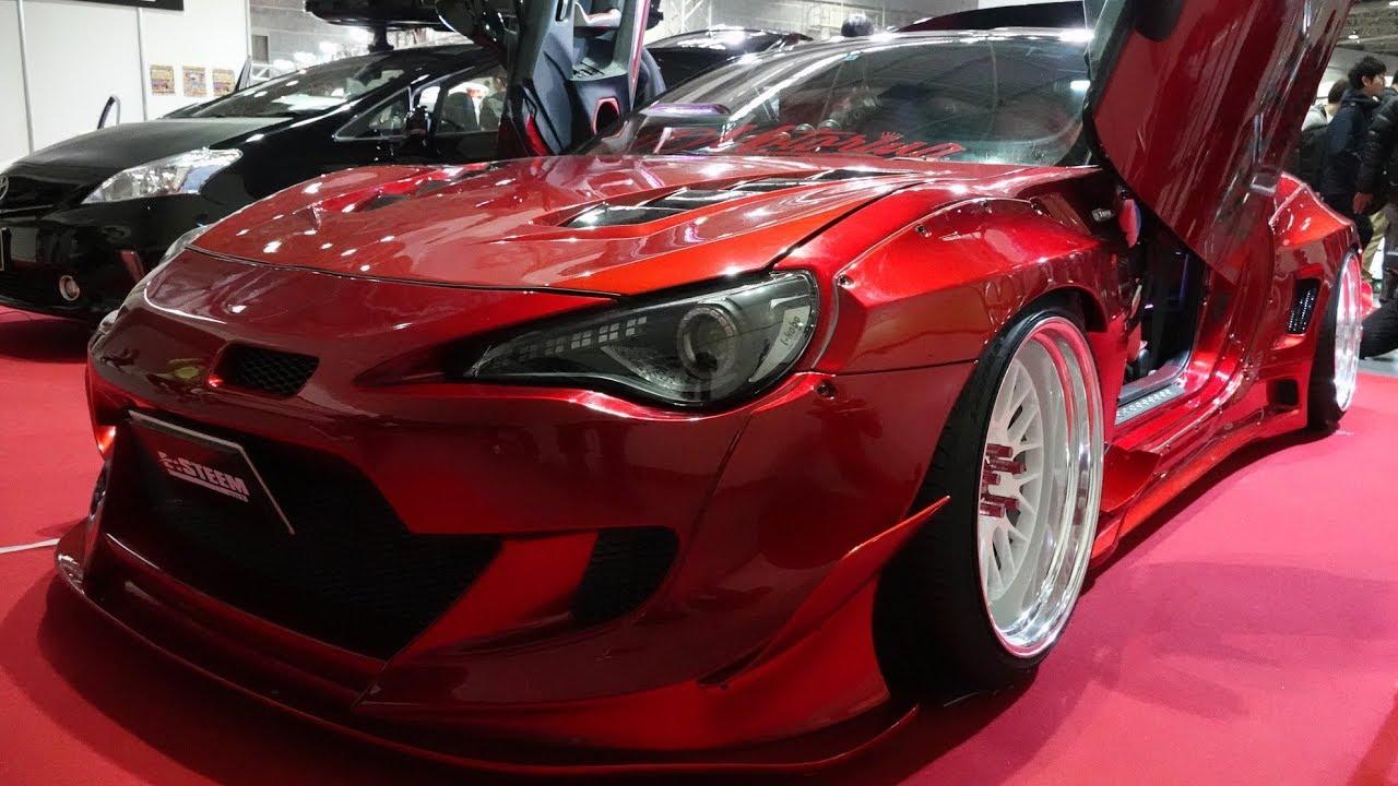 Toyota GT 86 on ADVAN Wheels |Custom Toyota Gt86