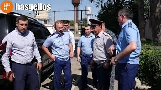 Прокурор Дагестана посетил Хасавюрт