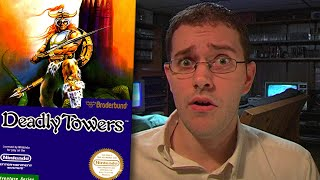 Deadly Towers - Angry Video Game Nerd - Episode 54