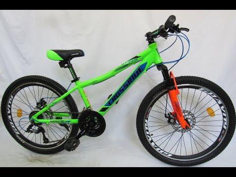 Crossride Storm R24 Junior подростковый алюминиевый горный велосипед г  Киев, г  Бровары