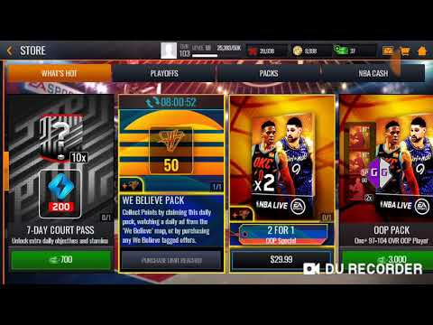 (I Found An Coin Hack For NBA Live Mobile)