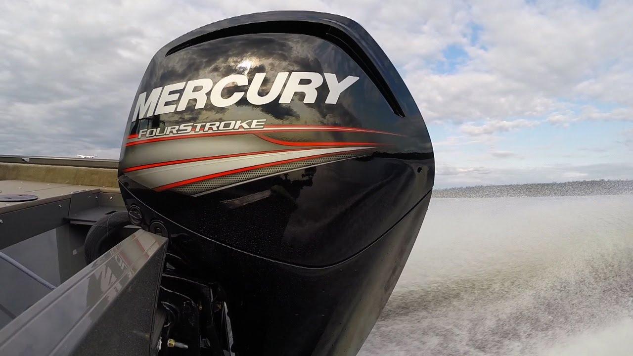 Passion Plein Air Nouveaux Moteurs Mercury 4 Temps
