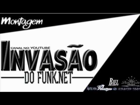 Montagens das Antigas - DJPorkinho INVASÃO DO FUNKNET