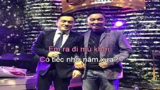Karaoke xin đừng hỏi- Lam Trường