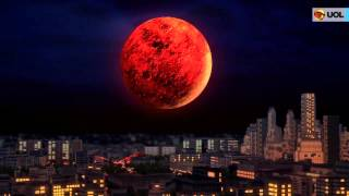 Lua de Sangue dia 27/09/2015 - Entenda mais