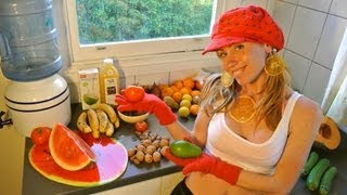 Day 24: Proper Food Combining on a Raw Vegan Diet (flat belly!) thumbnail