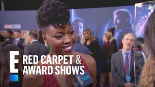 Danai Gurira Talks Being in the Marvel Universe | E! Live from the Red Carpet