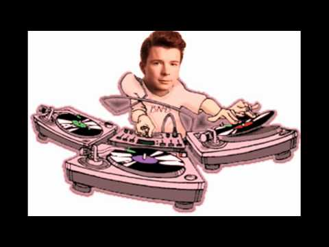 Rick Astley ; Never Gonna Give You Up (Solly Remix)