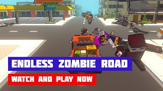 Endless Zombie Road · Game · Gameplay