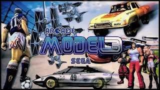 Arcade SEGA MODEL 3 Collection