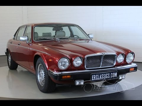 Jaguar XJ12 Sovereign 1984 - VIDEO - www.ERclassics.com