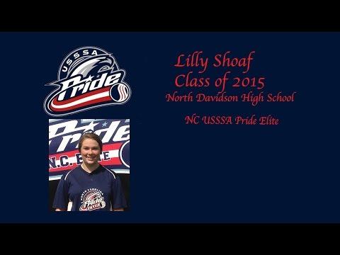 Lilly Shoaf C/O 2015 Softball Skills Video