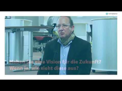Vital Office - Leidenschaft - Interview Peter Jordan