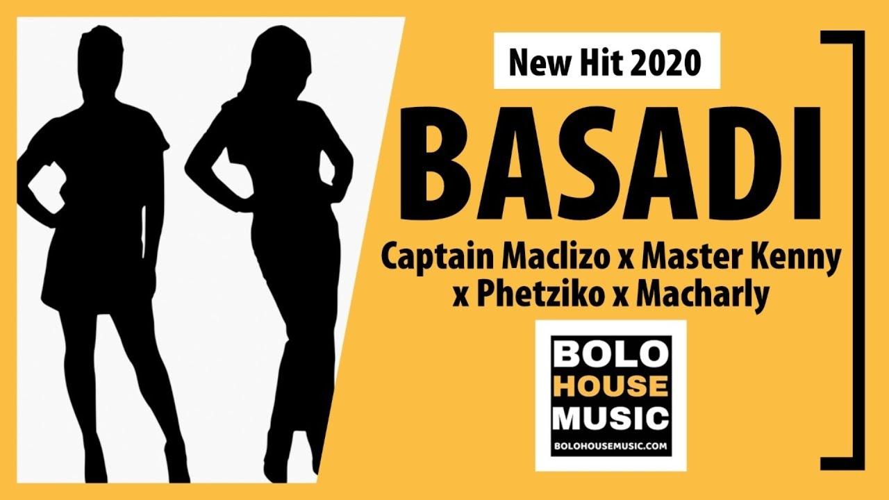 Download Captain Maclizo x Master Kenny x Macharly x Phetziko - Basadi (Original)
