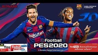 Copa América Brazil-2019 (Argentina) PES 2020 +LİKE +ABUNE CANLI YAYIN (20)