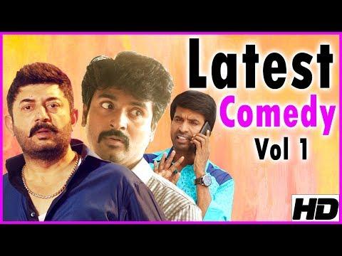 Latest Tamil Comedy | Vol 1 | Arvind Swamy...