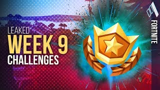 "Week 9 Challenges ""LEAKED"" ALL Week 9 Challenges 