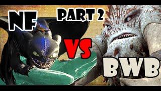 Night Fury vs Bewilderbeast (2/2)