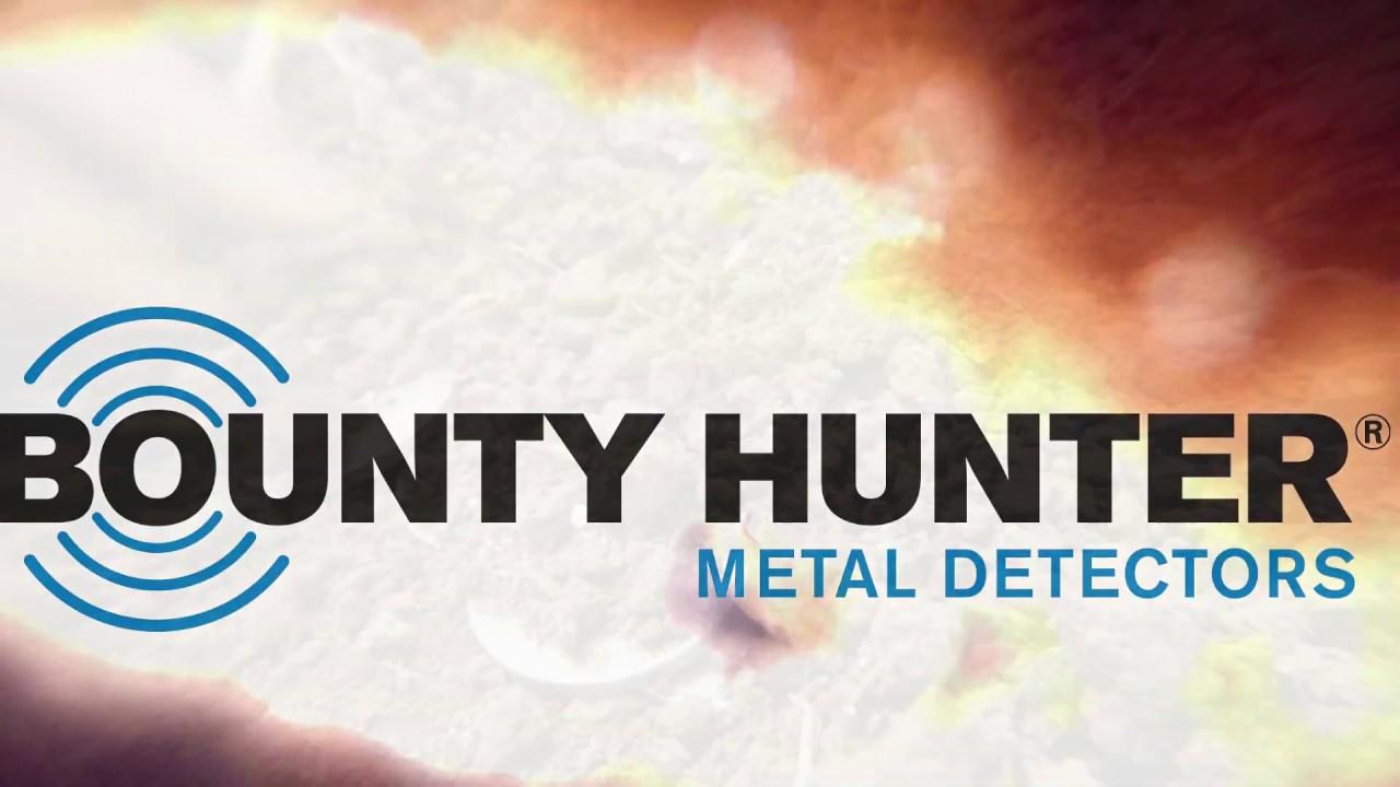 Mach-1 Metal Detector Best Beginner Metal Detector from Bounty Hunter Metal Detectors