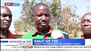 KNUT VS TSC: Looming teachers strike