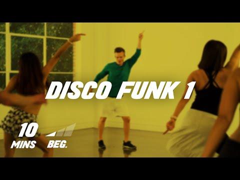 Disco Funk - 10 Min Dance Class