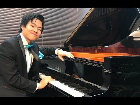 (Chopin) Etude Op.10, No.2 - Michael de Huy
