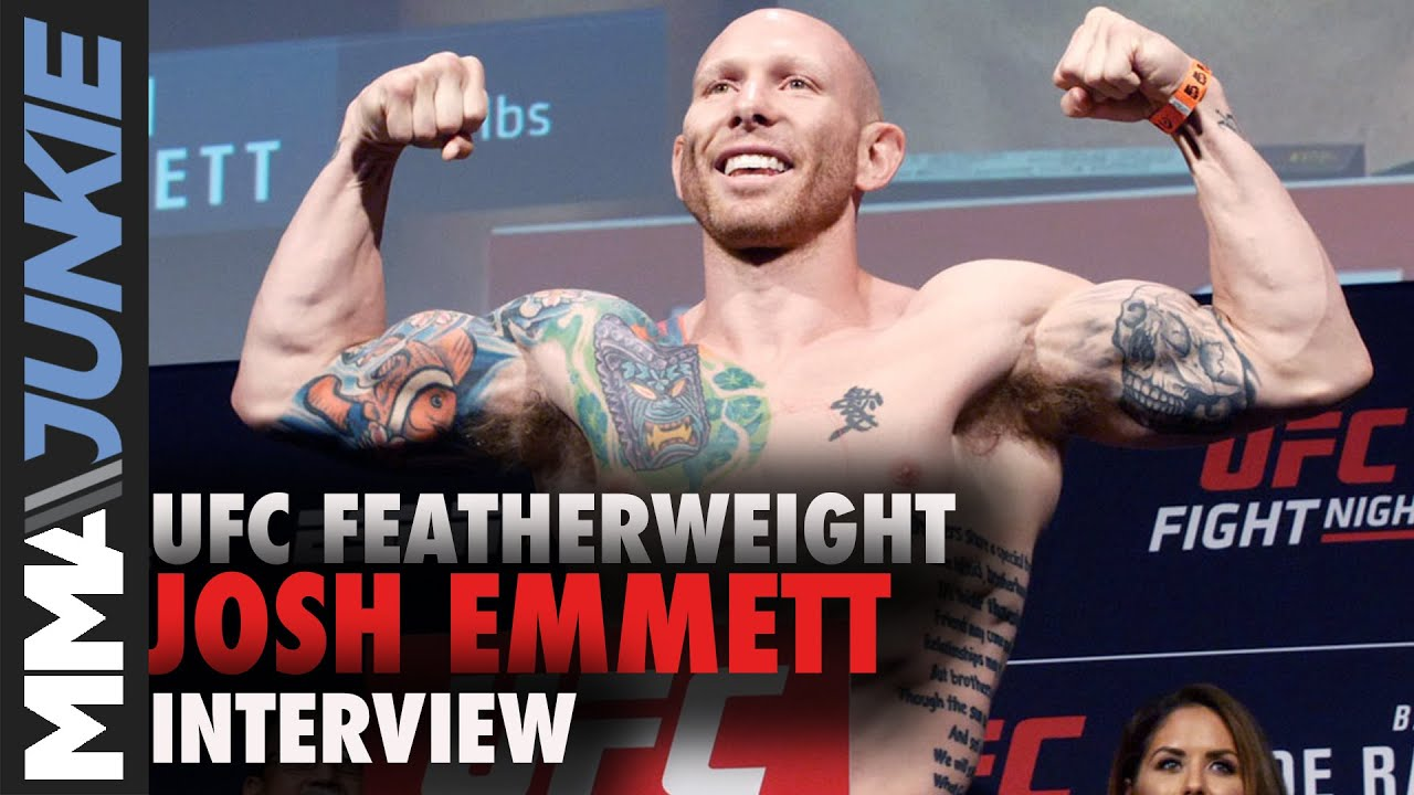Josh Emmett looking to book new contract along with his next UFC fight