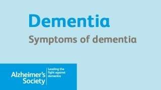 What Are The Symptoms Of Dementia? - Alzheimer