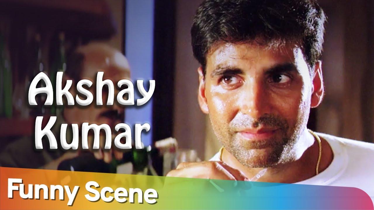 Akshay Kumar Most Funny Scene - Deewane Hue Pagal -Shahid Kapoor - Paresh Rawal