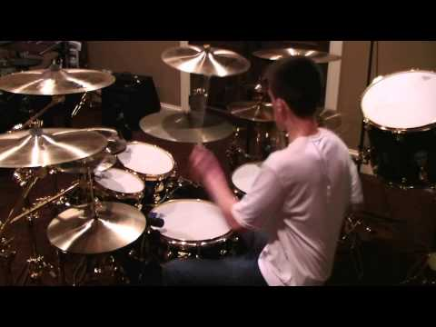 Jackson Ward -  The Fall of Troy - F.C.P.R.E.M.I.X. (drum cover)