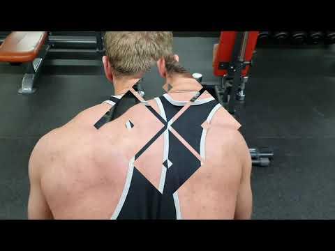 Shoulder's & Trap Workout
