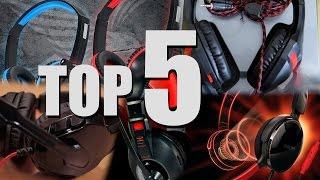 Top 5 headset GAMER barato (até 100 reais)