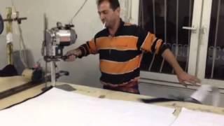 Adana kesim ustası Seda tekstil