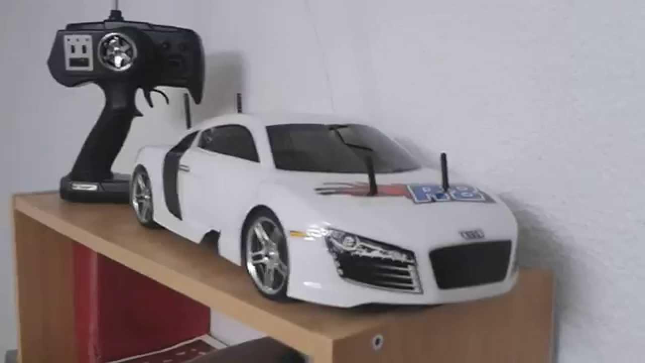 audi r8 rc verbrenner auto seben racing. Black Bedroom Furniture Sets. Home Design Ideas