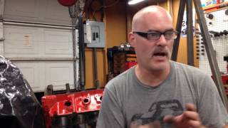 455 Buick Rebuild part 2