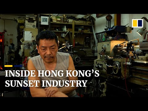 Tough times ahead for survivors of Hong Kong's industrial past
