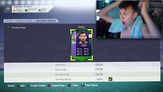 HERO Messi in the GREATEST FIFA 18 SNIPING EVER😱
