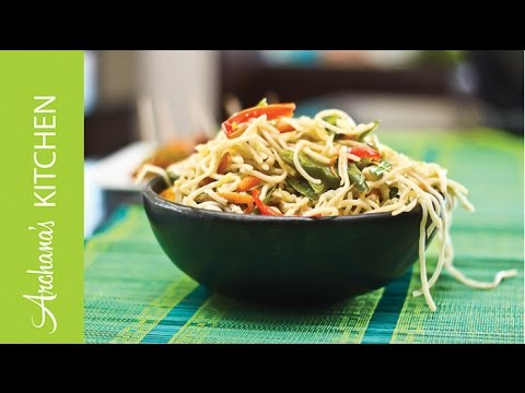 how to make chinese style noodles