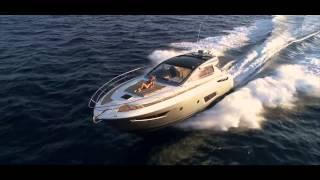 видео яхта azimut