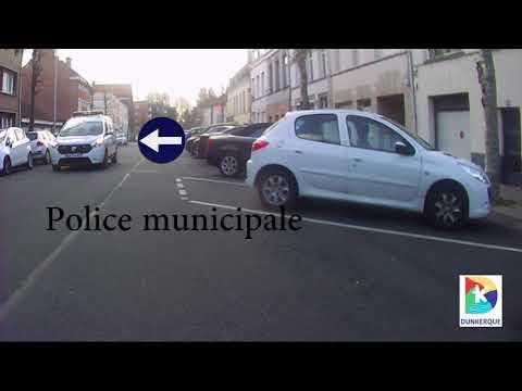 Police Municipale de Dunkerque en action