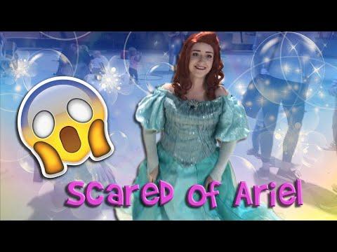 AFRAID OF MEETING ARIEL