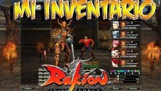 Rakion - Mi inventario (OnlyGamerXD) Julio 2014