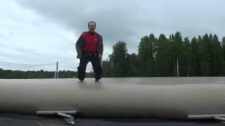 ABONO - закрытые гибкие резервуары до 7000м3 для хранения навоза(ABONO, LLC поставляет в РФ закрытые гибкие резервуары для хранения навоза и жидких отходов. Гибкие резервуары..., 2014-05-02T23:59:09.000Z)