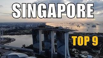 SINGAPUR | TOP 9 nejzajímavějších míst v Singapuru