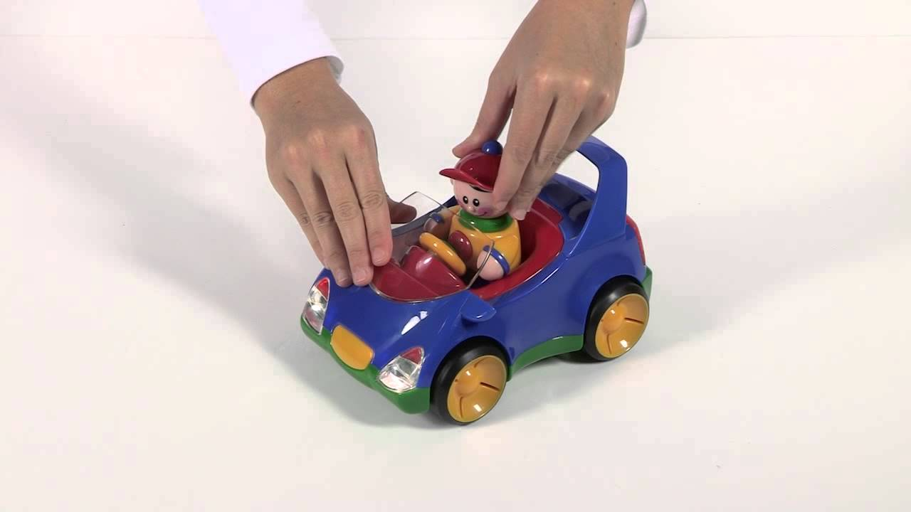 Tolo Toys First Friends Car Demo Youtube