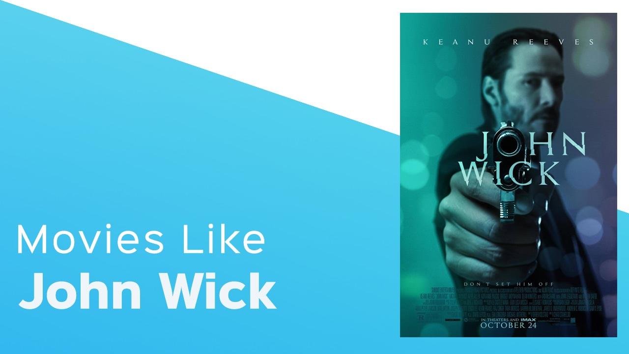 Download Top 5 Movies like John Wick - itcher playlist