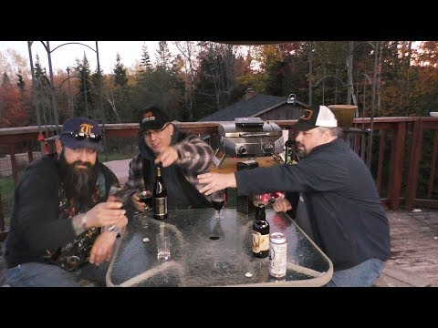 Flying Monkeys Invictus 2015 Imperial Russian Stout aged 3 years Review - Drinking In Canada