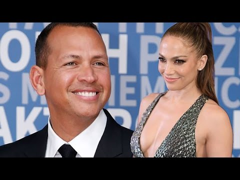 """Jennifer Lopez Thinks Alex Rodriguez Could Be """"THE ONE"""""""